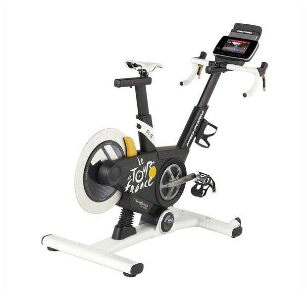 Вертикальный велотренажер ProForm Tour De France (PFEVEX71413)