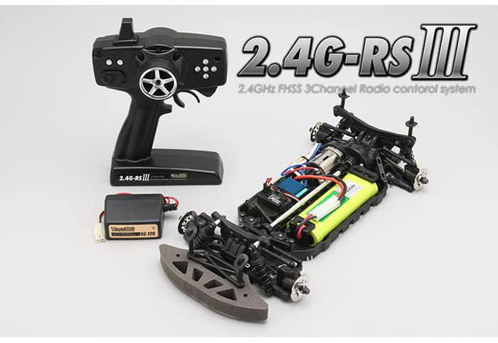 YOKOMO Шасси дрифт 1/10 - Drift RacerRTD (Апп, з/у, акку)