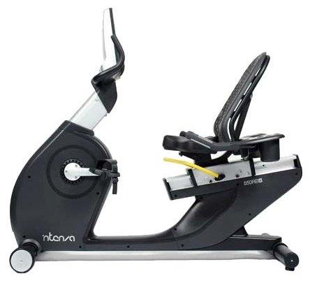 Горизонтальный велотренажер Intenza Fitness 550RBe