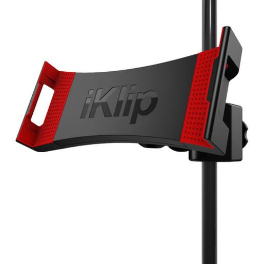 Подставка-тренога IK Multimedia iKlip 3 Video напольная для планшета, с креплением для микрофона