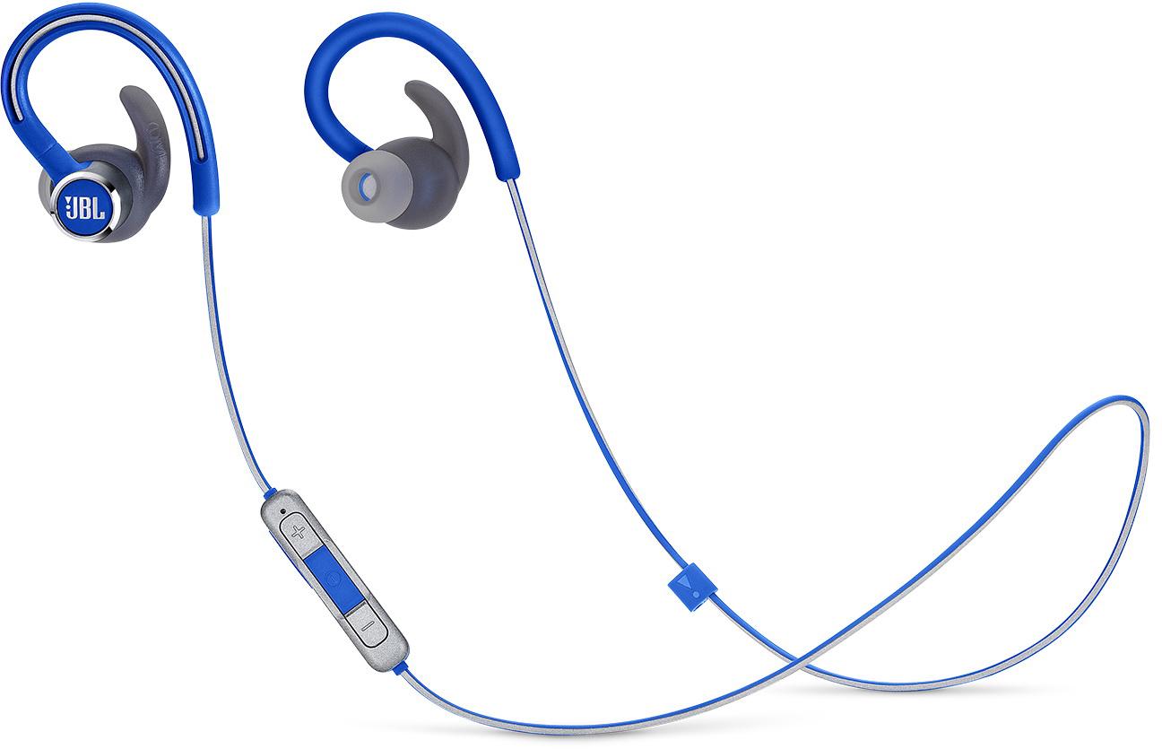 Bluetooth-наушники с микрофоном JBL Reflect Contour 2 (Blue)