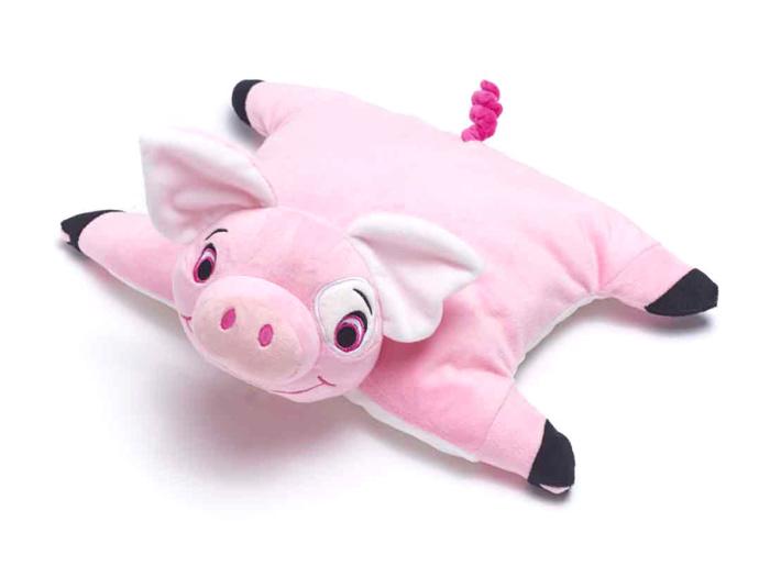 Детская подушка-игрушка Travel Blue Pinky the Pig Travel Pillow Свинка (292)