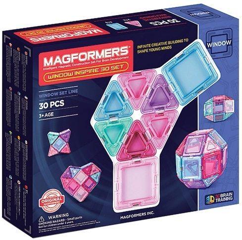 Магнитный конструктор Magformers Window Inspire 30 (714004)
