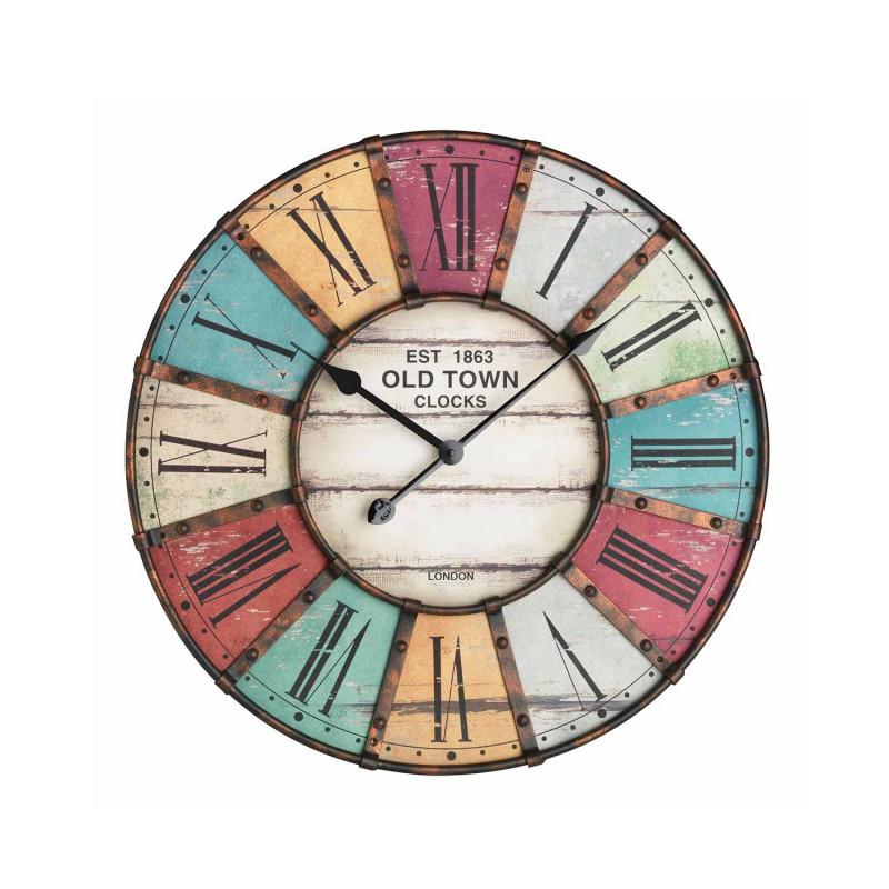 Часы TFA 60.3021, настенные, XXL