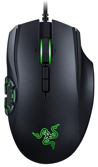 Проводная мышь Razer Naga Hex V2 (Black)