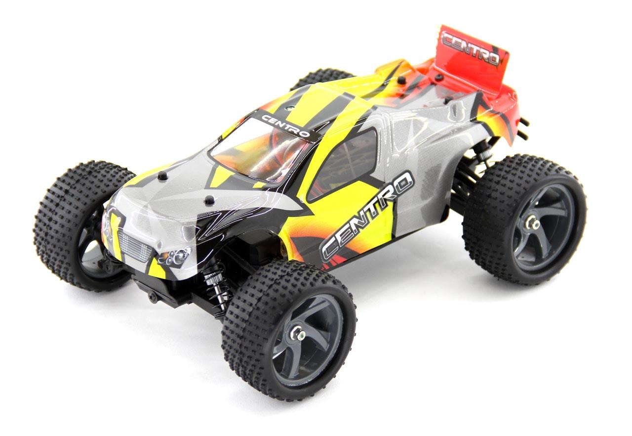 Iron Track Радиоуправляемая машина Трак 1/18 4WD Электро - Iron Track Centro RTR