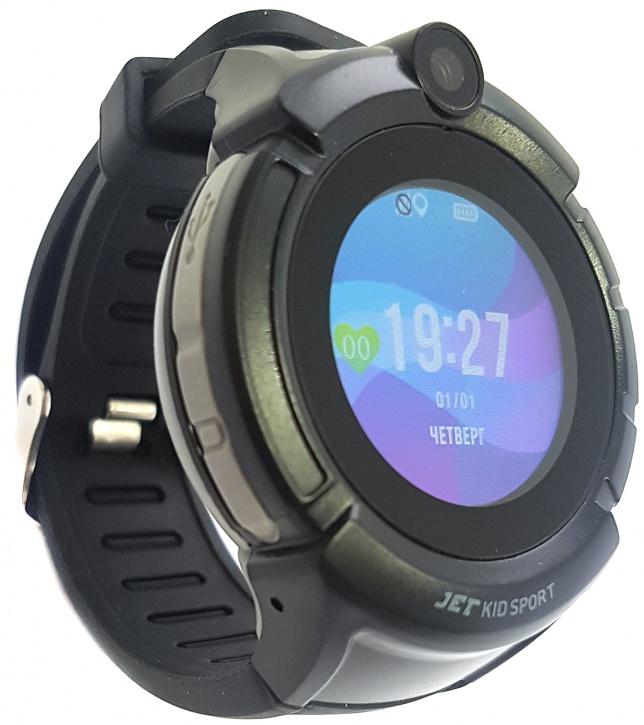 Детские часы Jet Kid Sport (Black)