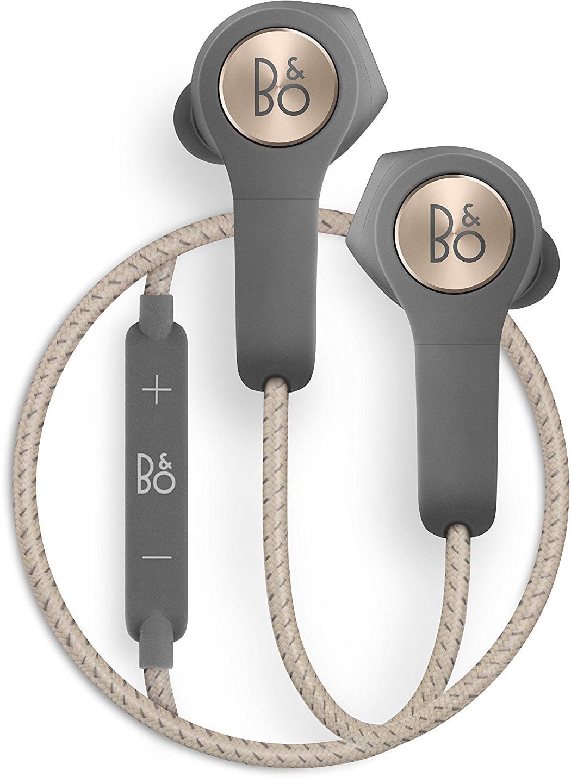Bang & Olufsen BeoPlay H5 - беспроводные наушники (Charcoal Sand)