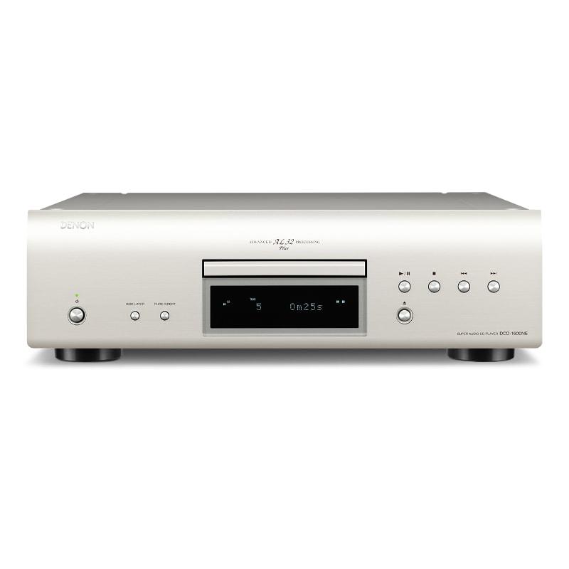 CD проигрыватель Denon DCD-1600NE Premium Silver