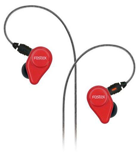 Наушники Fostex TE-04 Red