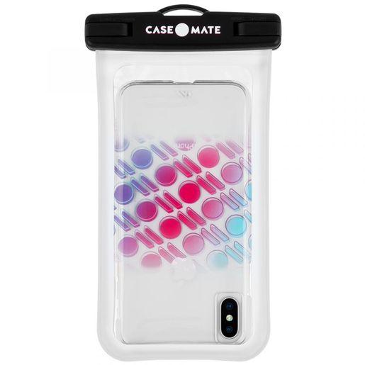 """Чехол водонепроницаемый Case-Mate Waterproof Pouch для смартфонов с диагональю до 6,5"""". Цвет прозрачный"""