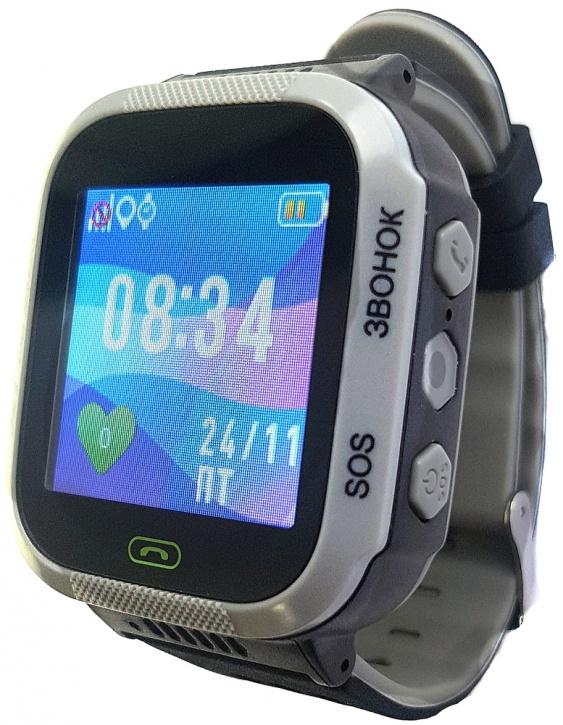 Детские часы Jet Kid Smart (Black)