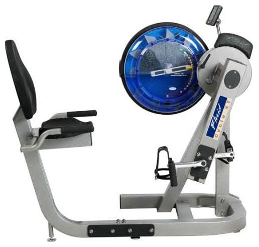 Горизонтальный велотренажер First Degree Fitness Fluid E720 Cycle XT