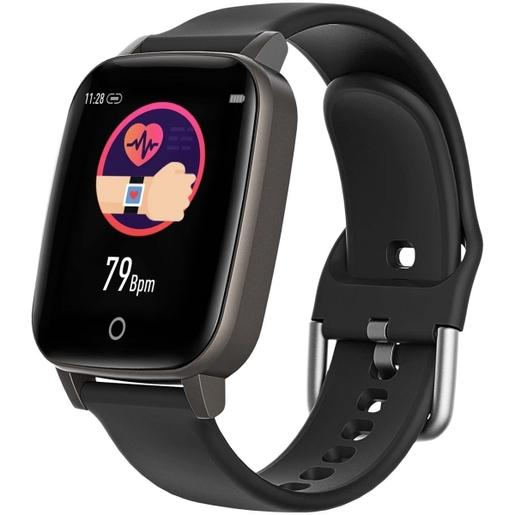Qumann QSW 03 Смарт часы. Цвет черный