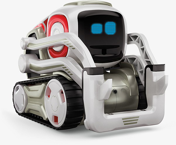 Мини-робот с искусственным интеллектом Anki Cozmo (White/Gold)