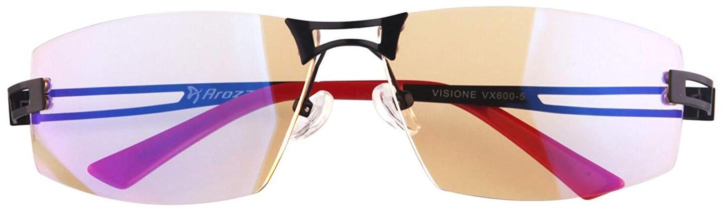 Очки для компьютера Arozzi Visione VX-600 (Red)