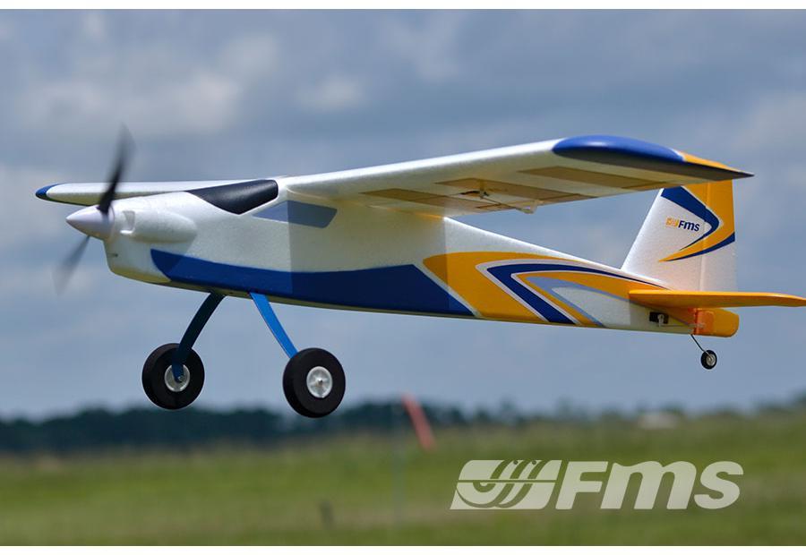 FMS Радиоуправляемый Самолет - Super EZ Trainer RTF 1220мм