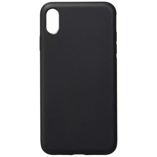 Чехол Nomad Rugged Leather Case для iPhone XS Max. Материал кожа натуральная. Цвет черный.