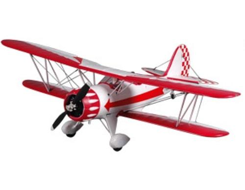 FMS Радиоуправляемый Самолет - Waco 1030мм RTF (акк. 1800мАч, ЗУ)