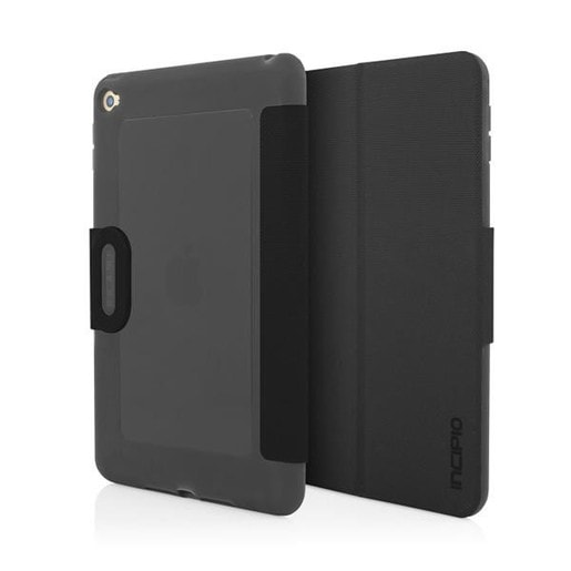 Incipio Clarion Folio для iPad mini 4. Материал пластик/TPU. Цвет черный.