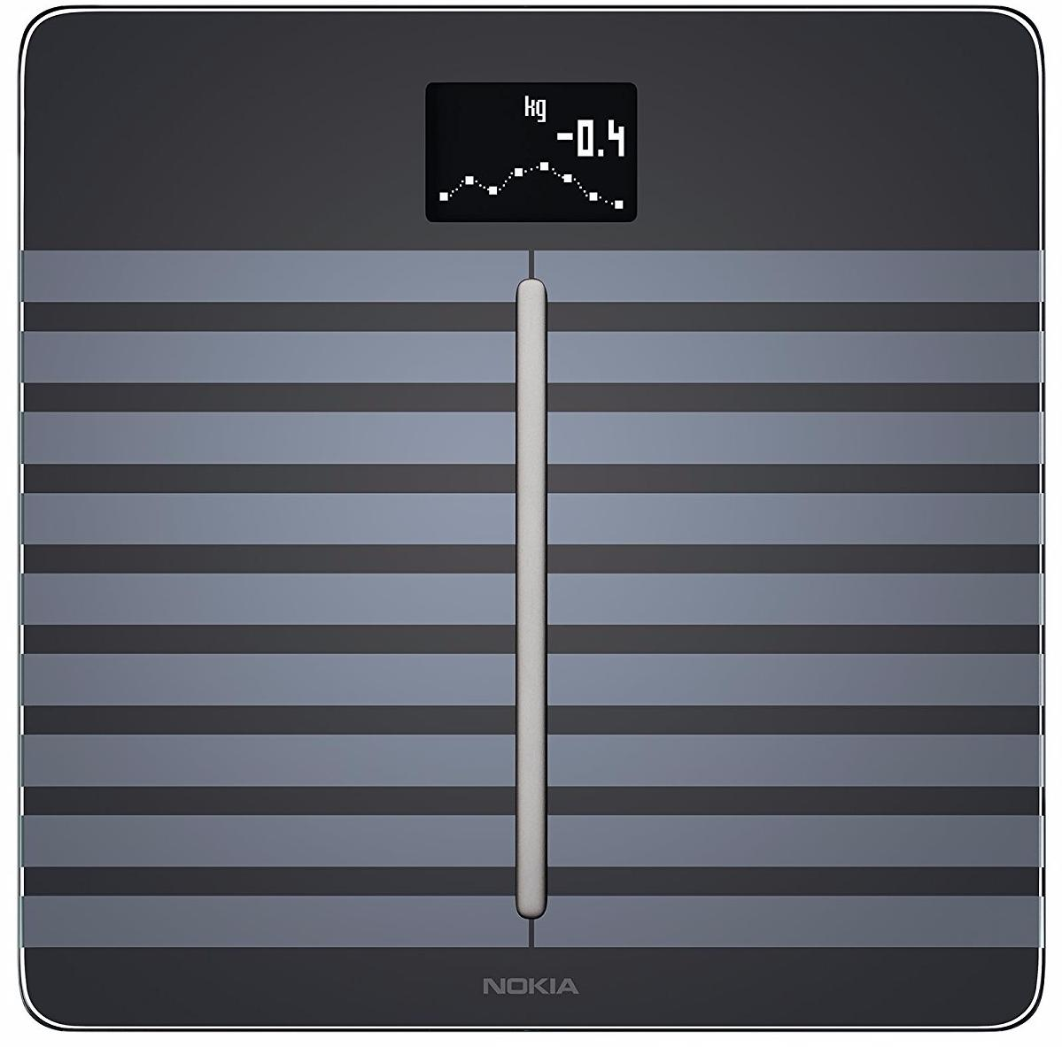 Умные весы Nokia Body Cardio WBS04 BK (Black)