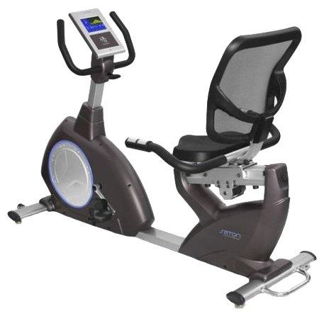 Горизонтальный велотренажер Oxygen Satori RB HRC