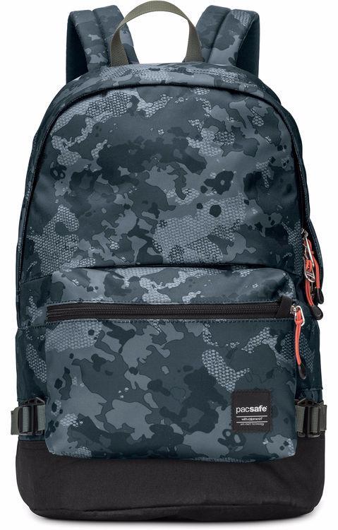 Рюкзак Pacsafe Slingsafe LX400 для ноутбука 15'' (Grey/Camo)