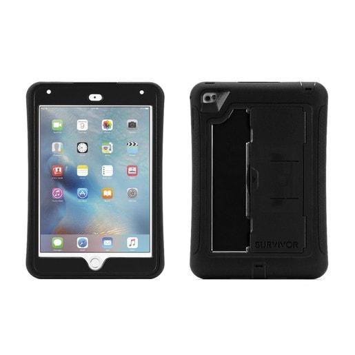 Griffin Survivor Slim для iPad mini 4. Цвет: черный/черный