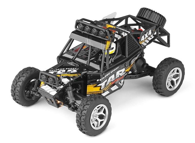 Багги 1:18 4WD электро - Across Power (2.4gHz, 40 км/ч, зеленый, черный)