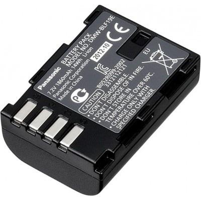 Аккумулятор для фотоаппарата DigiCare PLP-BLF19 / DMW-BLF19 для DMC-GH3, GH4