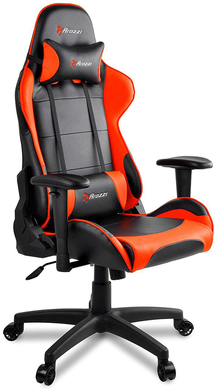 Компьютерное кресло Arozzi Verona V2 (Orange)