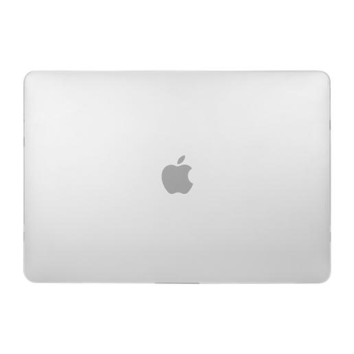 Защитная накладка SwitchEasy Nude Case для MacBook Air 13''( 2020/2020 M1). Материал пластик. Цвет полупрозрачный.