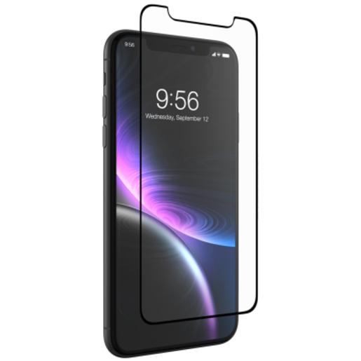 Защитное стекло InvisibleShield Glass+ Anti-glare для iPhone XR, ультра защита + антибликовое покрытие. Для использования с чехлом.