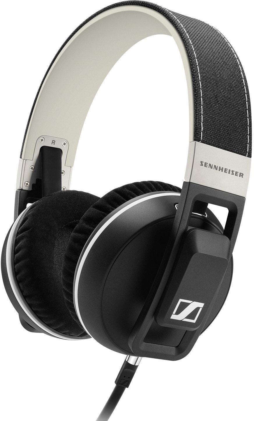 Sennheiser Urbanite Galaxy XL (506455) - накладные наушники (Black)