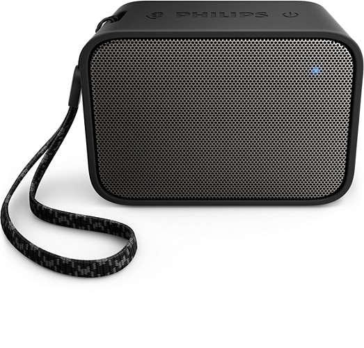 Портативная акустика Philips PixelPop BT110B/00, черный
