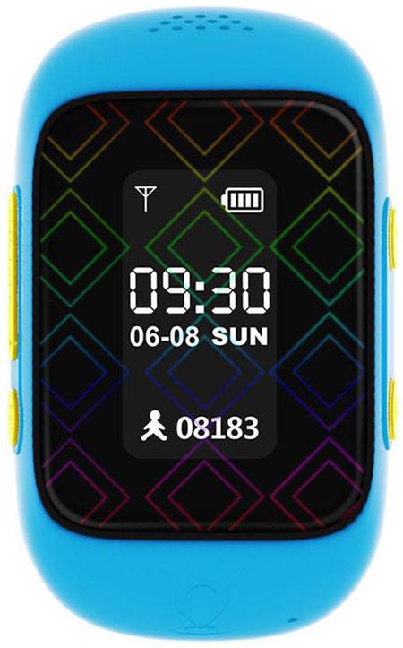 Детские умные часы MyRope R12 (Blue)