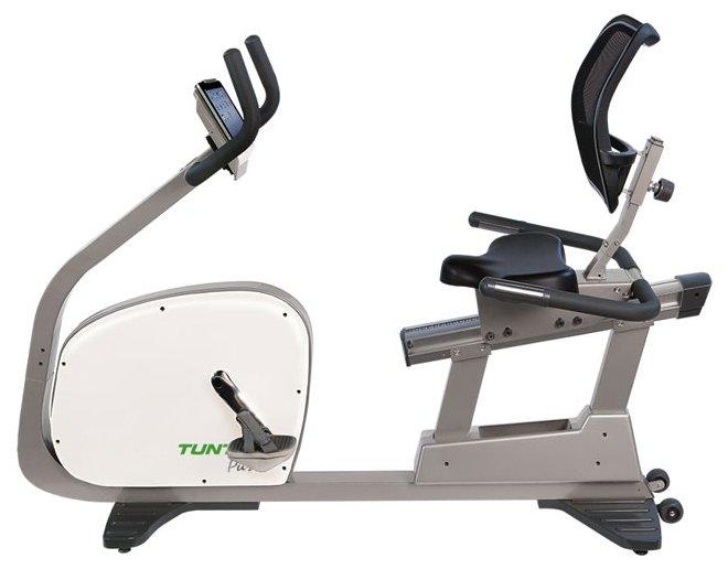 Горизонтальный велотренажер Tunturi Pure Bike R 4.1