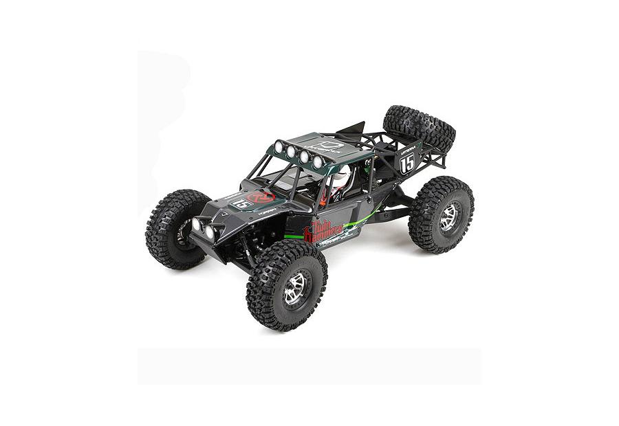 Vaterra Радиоуправляемая машина Монстр 1/10 - Twin Hammers 1.9 Rock Racer RTR (влагозащита, LiPo АКБ и ЗУ)(DESERT BUGGY)