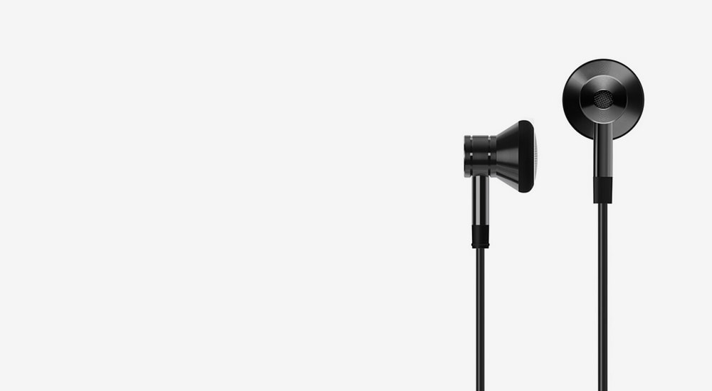 Стерео-наушники 1MORE EO320 Single Driver In-Ear EarPods Headphones (1MEJE0004)