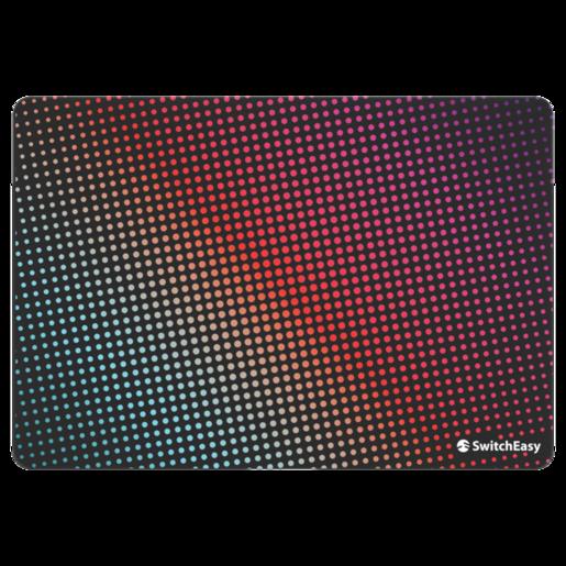 "Защитные накладки SwitchEasy Dots для 2020~2018 (2020, M1/ Intel) MacBook Air 13"". Дизайн: Rainbow.   SwitchEasy Protective Case Dots for 2020~2018 (2020, M1/ Intel) MacBook Air 13"" - Rainbow"