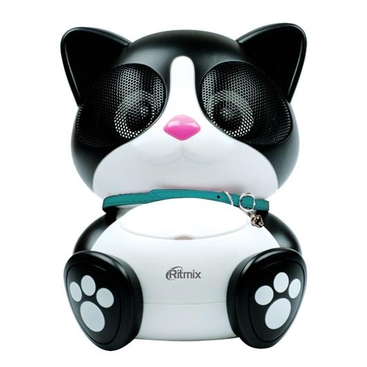 Аудиосистема - игрушка RITMIX ST-660 Cat BT