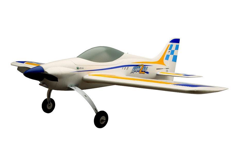 ParkZone Радиоуправляемый Самолет - ArtiZan™ 1080мм BNF с системой стабилизации AS3X® (Аккумулятор 1800мАч, ЗУ, без пульта)