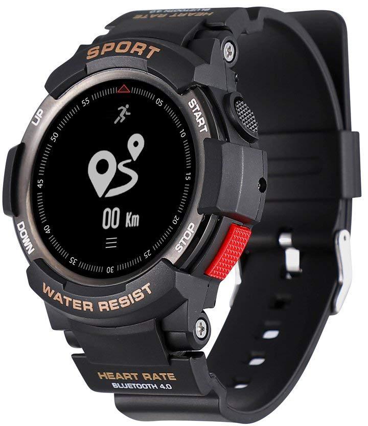 Умные часы NO.1 F6 (Black)
