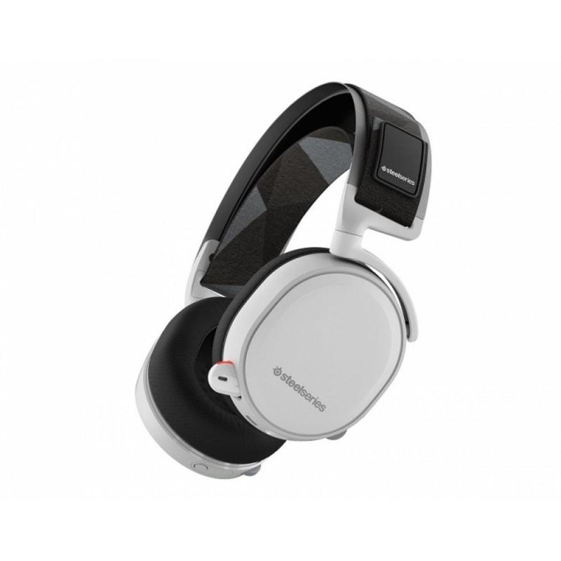 Гарнитура Steelseries Arctis 7 белый 1.2м мониторы Radio White