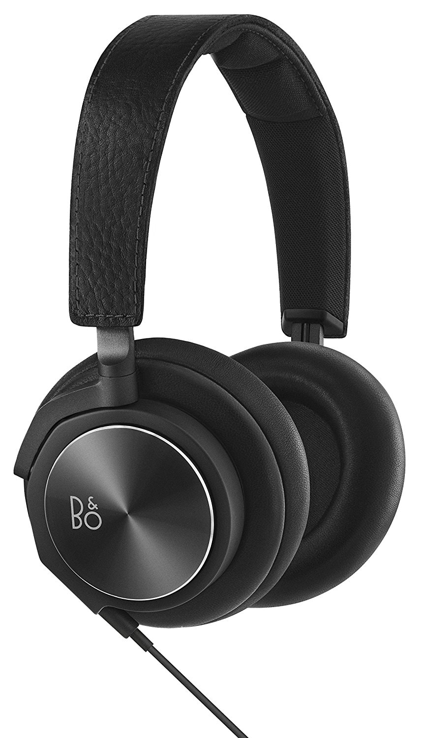 Bang & Olufsen BeoPlay H6 2nd Gen - накладные наушники (Black Leather)