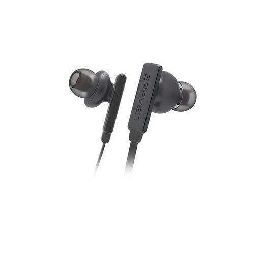 Беспроводные внутриканальные наушники с микрофоном Braven Flye Sport. Цвет серыйкрасный.