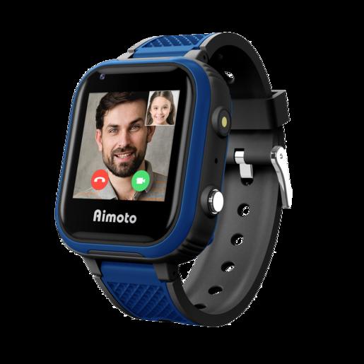 AIMOTO Pro Indigo 4G Детские умные часы (черный)