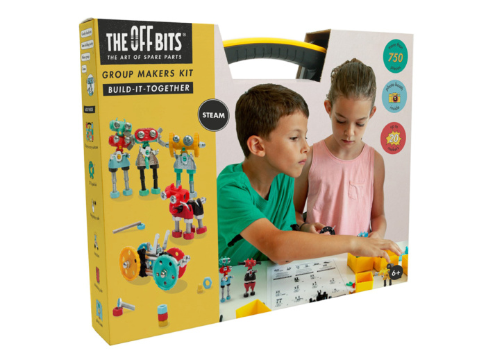 Конструктор THE OFFBITS Group Makers Kit