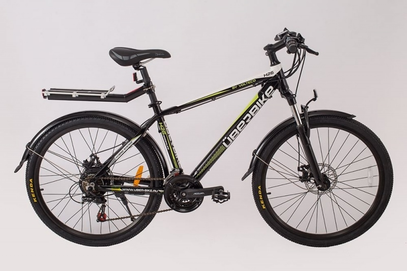 Электровелосипед UBERBIKE H26 48V-350W