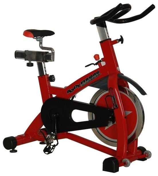 Вертикальный велотренажер Body Strong FB-5805